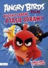 Angry Birds Film Wściekłe zabawy i ptasie sprawy! Łamigłówki z naklejkami