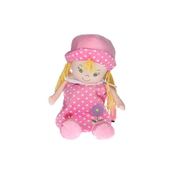 AXIOM Plecak Lalka Ewa 35 cm, różowy (4440)