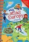 Mój atlas Europy z naklejkami