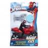 Figurka Spider-Man Blast Milles Morales (B9705EU60/B9995)
