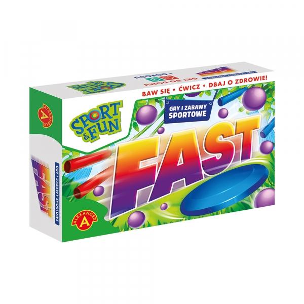 Sport & Fun: Fast - gry i zabawy sportowe (2147)