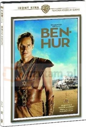 Ben Hur (Ikony Kina) (2 DVD)