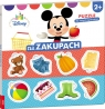 Disney Puzzle dla małych bystrzaków Na zakupach