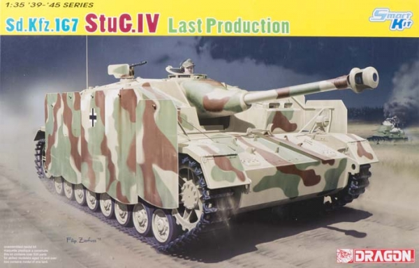 DRAGON Stug IV Last production (6647)