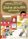 Słoń w składzie porcelany Już czytam!