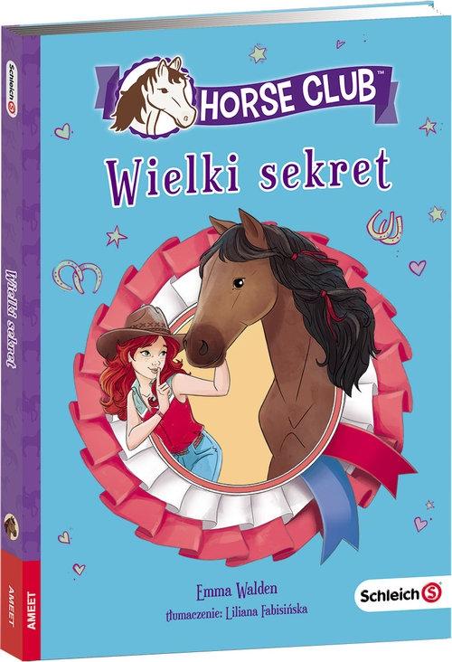Horse Club Wielki sekret Walden Emma