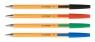 Długopis z wymiennym wkładem Q-connect (KF34048) różne kolory (mix)