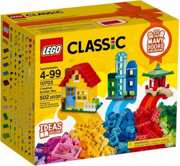 Lego Classic: Zestaw kreatywnego konstruktora (10703)