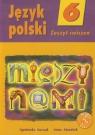 Między nami 6 Język polski Zeszyt ćwiczeń Szkoła podstawowa Łuczak Agnieszka, Murdzek Anna