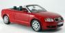 MOTORMAX Audi A4 Convertible 2004 (red) (73148)