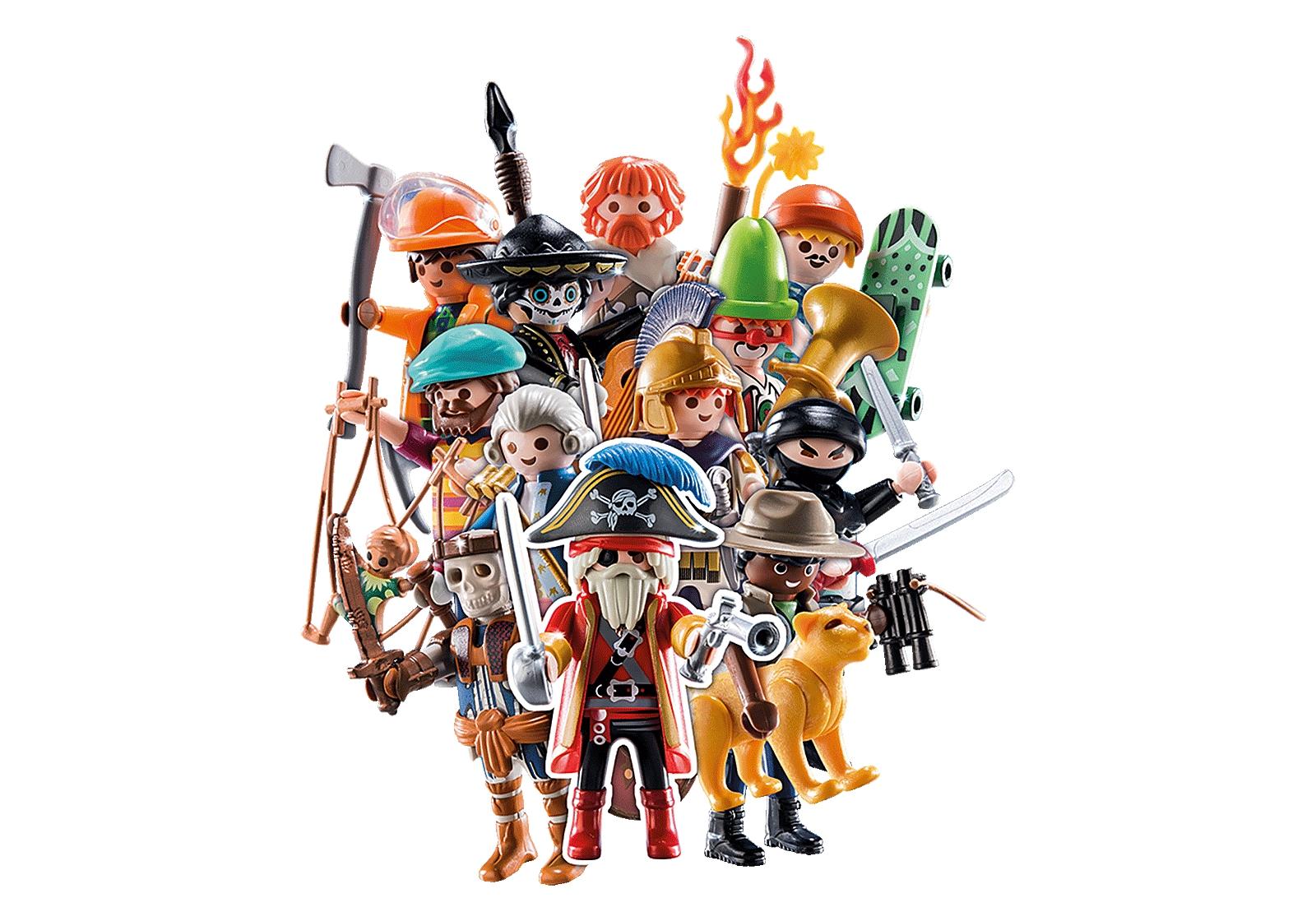 Playmobil: Figurki Boys - Seria 20 (70148)