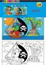 Kolorowanka Pirat