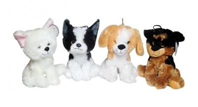 Pies z głosem - 20cm