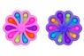 Norimpex, Pop It, zabawka sensoryczna, antystresowa, Spiner, 10 ramion (NO-1005348)