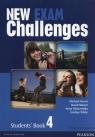 New Exam Challenges 4 Podręcznik wieloletni + CD Gimnazjum Harris Michael, Mower David, Sikorzyńska Anna