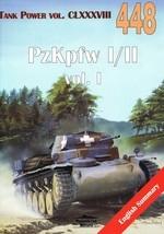 PzKpfw I/II cz.1 Tank Power vol.CLXXXVIII 448 Ledwoch Janusz