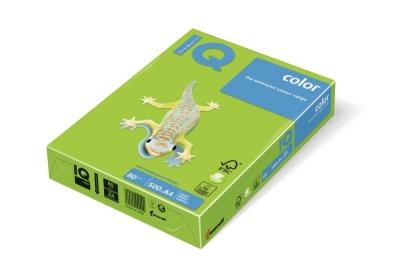 Papier ksero IQ Color A4 160 g zielony (MA42)