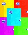 Zeszyt A5 Oxford w kratkę 32 kartki Fluo mix