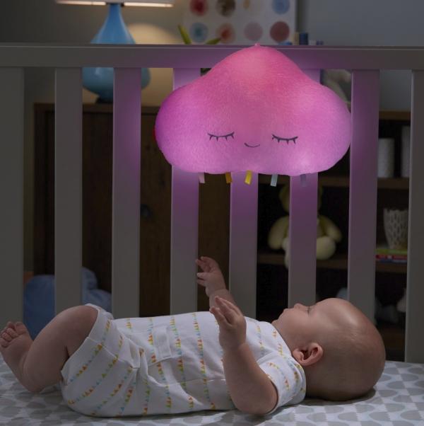 Senna chmurka - usypiacz do łóżeczka (GJD44)