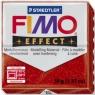 Masa termoutwardzalna Fimo effect czerwona (S 8020-202)