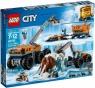 Lego City: Arktyczna baza mobilna (60195)