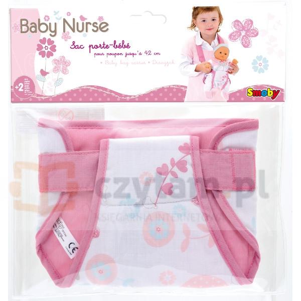 SMOBY Baby Nurse Nosidełko (7600024048)
