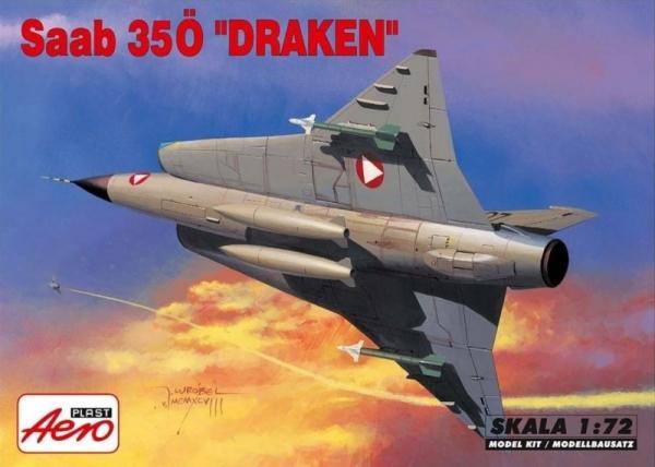 SAAB J-35O Austrian Draken (A-035)