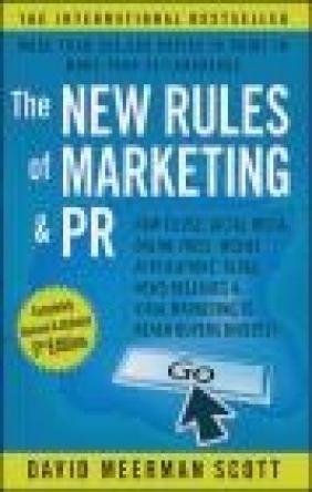 The New Rules of Marketing David Meerman Scott