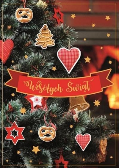 Karnet Boże Narodzenie GM-305 praca zbiorowa