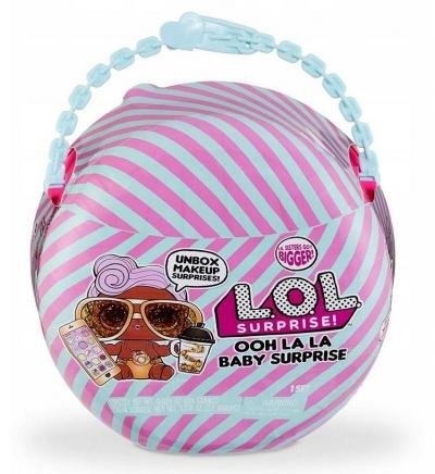 L.O.L. Surprise Ooh la la baby surprise - Lil D.J. (562467/562481)
