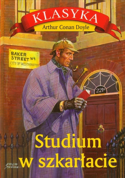 Studium w szkarłacie Doyle Arthur Conan