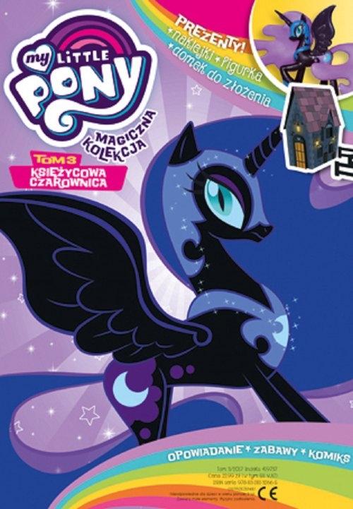 Magiczna Kolekcja My Little Pony 3 praca zbiorowa