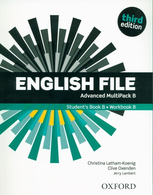 English File 3E Advanced Multipack B Latham-Koenig Christina, Oxenden Clive