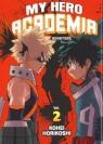 My Hero Academia - Akademia bohaterów. Tom 2 Kohei Horikoshi