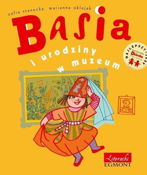 Basia i urodziny w muzeum Stanecka Zofia