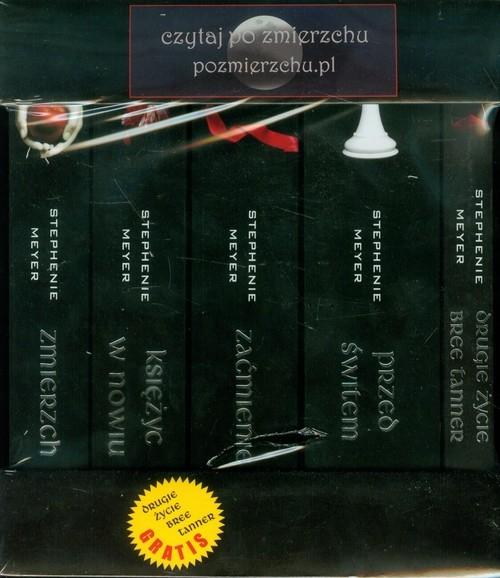 Pakiet Saga Zmierzch Meyer Stephenie