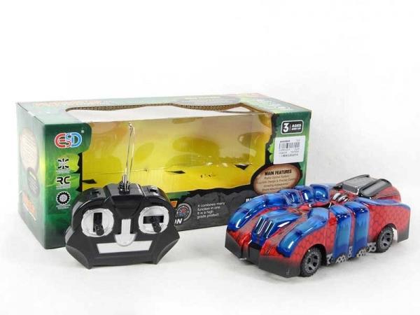 Auto na radio - pająk 20 cm (AH035605)
