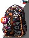 Coolpack - Joy M - Plecak Młodzieżowy -  Led Comics (A20202)