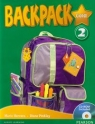 Backpack Gold 2 with CD Herrera Mario, Pinkley Diane