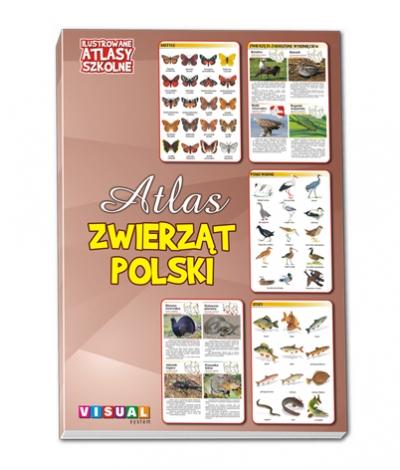 Atlas zwierząt polski praca zbiorowa