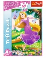 Puzzle 54 mini: Przygody księżniczek 1