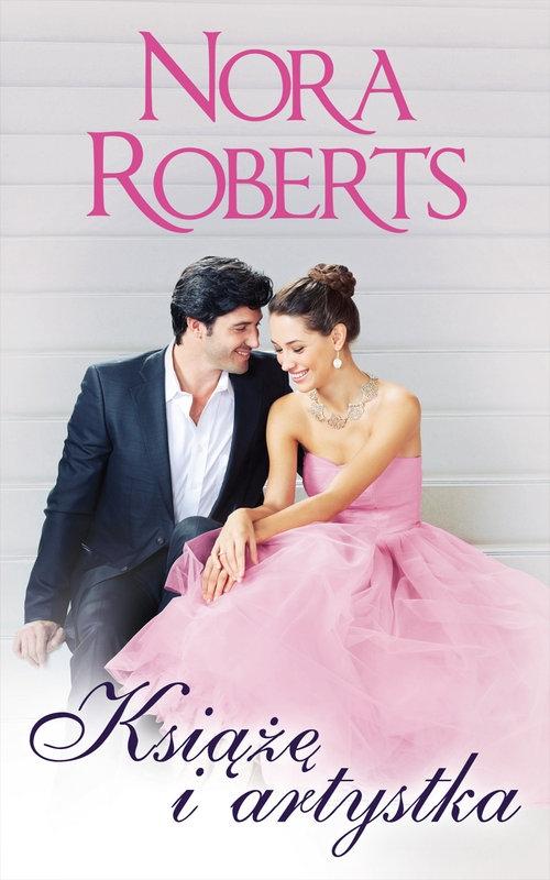Książę i artystka Roberts Nora