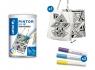 Marker Pintor F SET LB/V/Y + torba