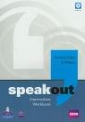 Speakout Intermediate Workbook + CD Clare Antonia, Wilson JJ