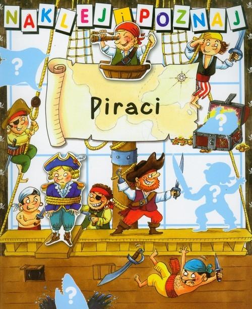 Piraci Naklej i poznaj Beaumont Emilie, Belineau Nathalie