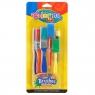 Pędzelki kreatywne Colorino Kids, 6 sztuk (39031PTR)
