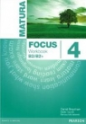 Matura Focus 4  Workbook wieloletni