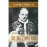 Quadragesimo Anno Papież Pius XI
