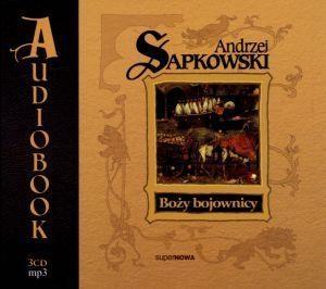 Boży bojownicy t.2 (Słuchowisko) (Audiobook) Sapkowski Andrzej