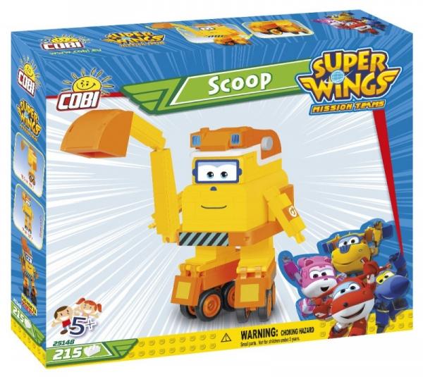 Super Wings Scoop (25148)